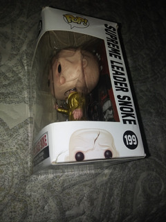 Funko Pop Supreme Leader Snoke