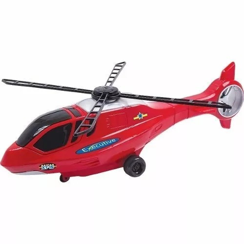 Helicóptero Smart Helicopter Colors - Bs Toys