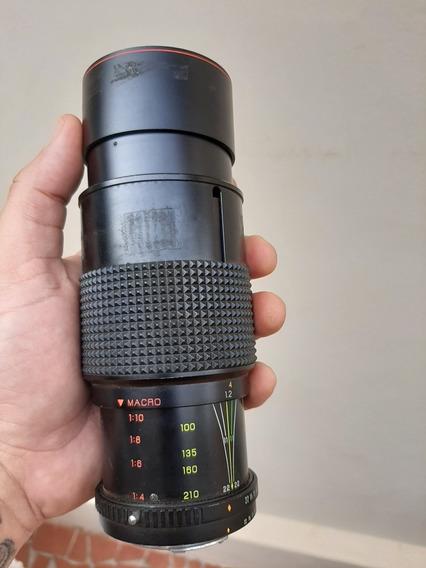 Lente Para Camera Auto Promaster Spectrum 7 Mc