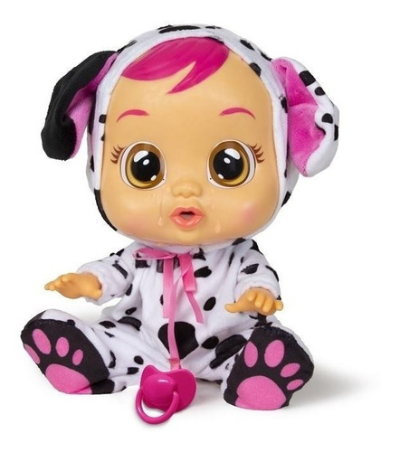 Muñeca Baby Cry Bebe Llorones Imc Toys Nuevos Modelos 2018