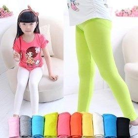 Calzas Neon Fluor Para Nenas