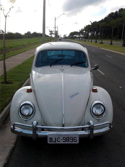 Fusca 1968 Restaurado