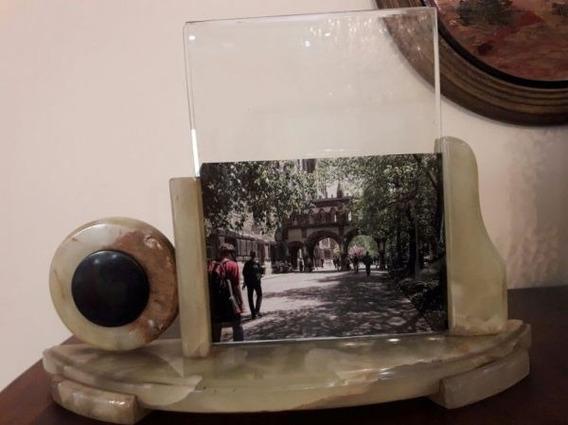 Porta Retrato Em Alabasto