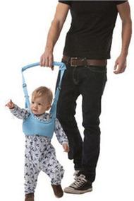 Andador Portátil Manual Suspenso Bebê Moon Walk Auxiliador