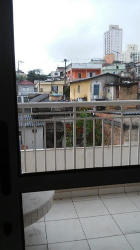 Apartamento Com 3 Dormitórios À Venda, 64 M² Por R$ 430.000 - Vila Fernandes - São Paulo/sp - Ap6321