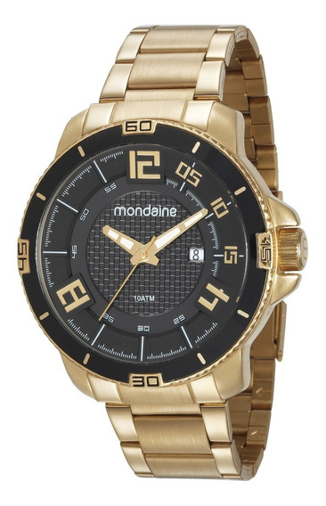 Relógio Mondaine Masculino 53667gpmvds1