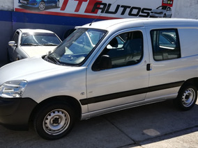 Peugeot Partner 1.6 Hdi Furgon Presence Plc Vidriado