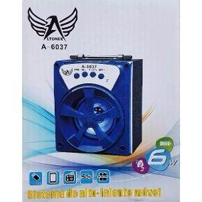 Caixa De Som A-6037