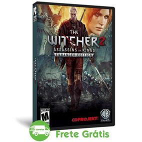 The Witcher 2 Pc Enhanced Edition Português Mídia Física Dvd