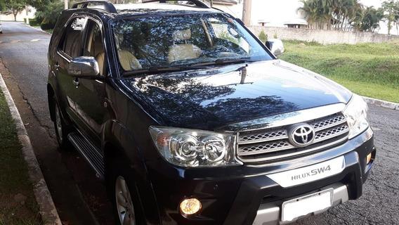 Toyota Hilux Sw4 Gasolina 7 Lugares