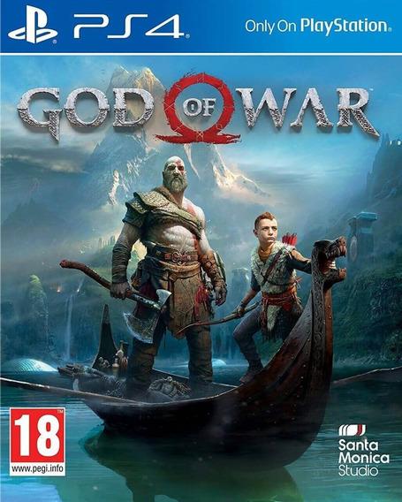 God Of War Ps4 - Digital 2 Promoção