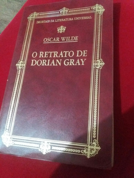 Livro O Retrato De Dorian Gray - Oscar Wilde