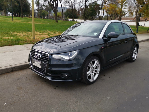Audi A1 1.4 Twincharged 185 Hp S-line