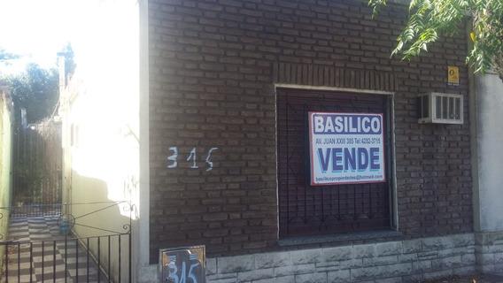 Casa A Reciclar.arana Goiri 315 Lomas De Zamora