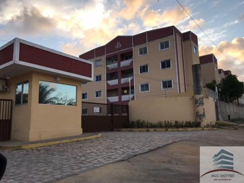 Apartamento A Venda Esplanada Dos Jardins, Coophab, Parnamir