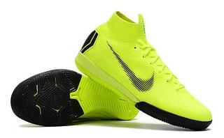 Chuteira Botinha Nike Superflyx 6 Elite Ic - Futsal
