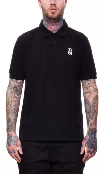 Playera Polo Rebel 8 - Bovver