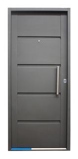 Puerta Doble Chapa Inyectada 0.80 X 2.00. Reforzada