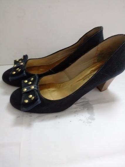 Sapato Social Com Laço - World Fashion
