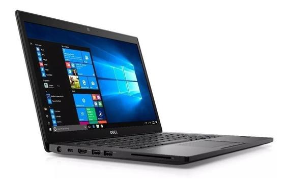 Notebook I7 Dell Latitude 16gb 256ssd Win10 Pro Ram Cuotas