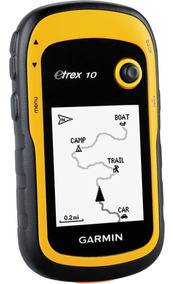 Gps Garmin Etrex 10 Mede Area Rural Hectares Terrenos Rb