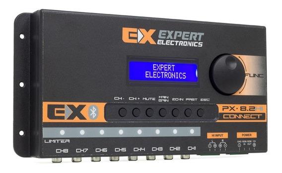 Processador De Audio Px8.2 Hi Connect Bt 8 Vias Equalizador
