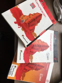 Coleccion Libro De Comunicacion Santillana 2do Año
