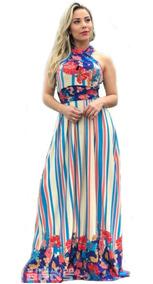 Vestido Longo Feminino Multiuso 6 Formas 6x1 Postagem Rápida