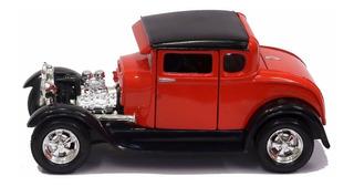 Veículo Em Miniatura Ford Model A 1929 Escala 1:24 Maisto