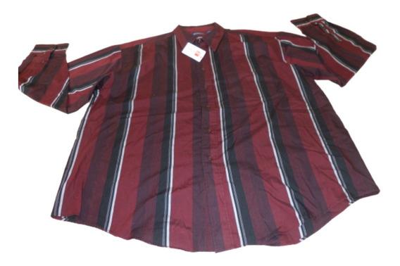 Camisa Sport Puritan De Vestir Talla Xl Xxl Cuello 17 1/2