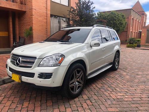 Mercedes-benz Clase Gl 2008 4.7
