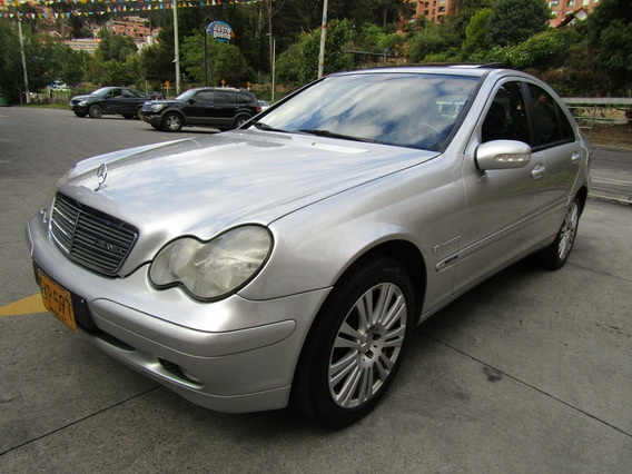 Mercedes Benz Clase C 320 At 3200 V6