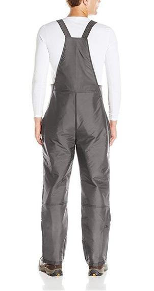 Overol Pantalon Ski Frio Xtremo Nieve Aislante Insulated