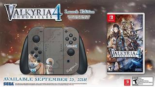 Valkyria Chronicles 4: Lanzamiento Edición - Interruptor De