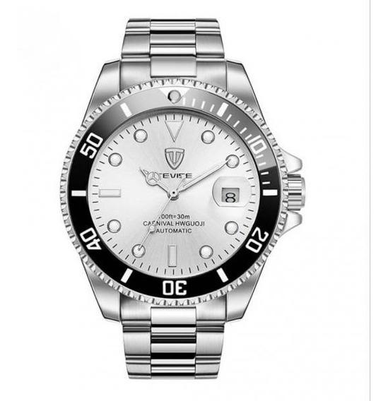 Relógio Original Tevise T801a