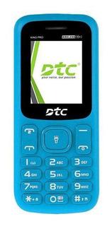 Celular Dtc King Pro Dual Sim Mp4 Fm Tela 1.8