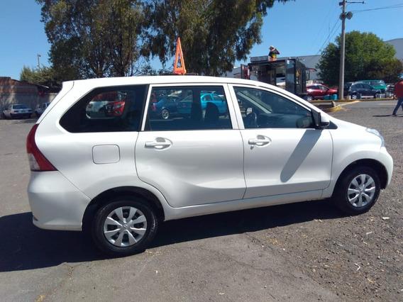 Toyota Avanza Premium Automatica 2015