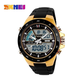 Relógio Masculino Sport Digital Skmei 1016 A Prova D