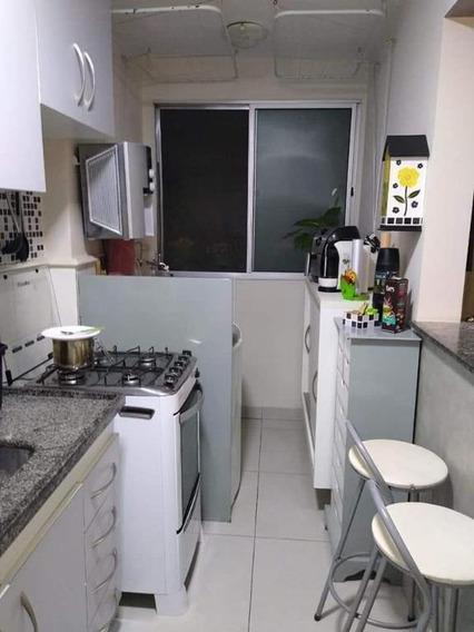 Apartamento Em Santo Amaro, São Paulo/sp De 50m² 2 Quartos À Venda Por R$ 320.000,00 - Ap407421