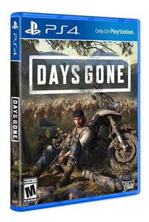 Days Gone Ps4 100% Original En Formato Físico / Esp. Latino