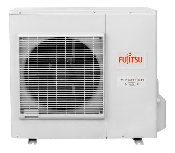 Condensadora Fujitsu Multi Flexível 27000 Quente E Frio 220v