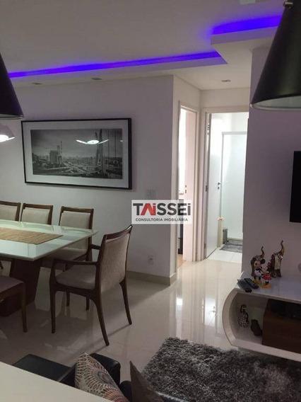 Apartamento Com 2 Dormitórios À Venda, 65 M² Por R$ 570.000 - Vila Gumercindo - São Paulo/sp - Ap3866