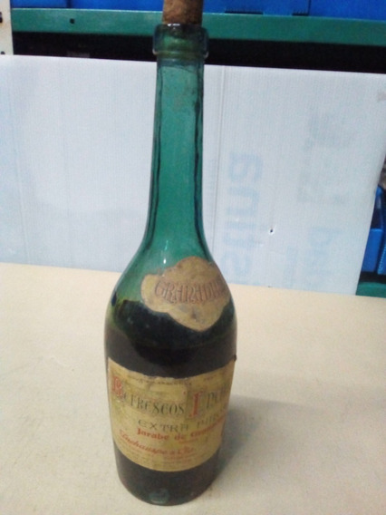 Botella De Granadina Antigua