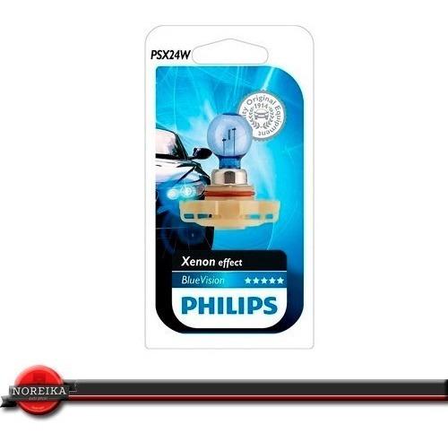 Par Lâmpada Psx24w Branca Philips Aircross Compass Freemont