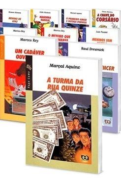 Coleção Vaga-lume Editora Ática - À Escolher - Frete Grátis