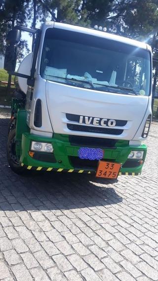 Caminhão Iveco Tector 240e22 Bitruck 13/13 20 Mil Litros