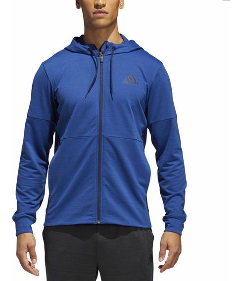 Chamarra adidas Climalite (talla L) 100% Original Sportwear