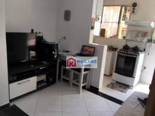 Imagem 1 de 10 de Sobrado Com 1 Dormitório À Venda, 30 M² Por R$ 155.000,00 - Jardim Portugal - São José Dos Campos/sp - So0745