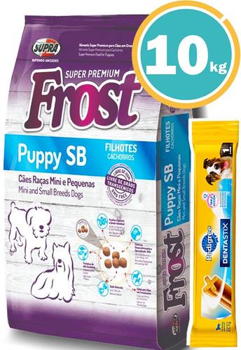 Ración Perro - Frost Cachorros Peq + Obsequio Y Envío Gratis