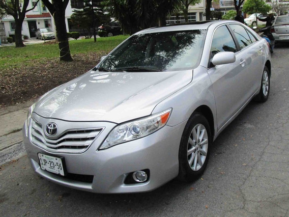 Toyota Camry Xle 2011 Color Plata
